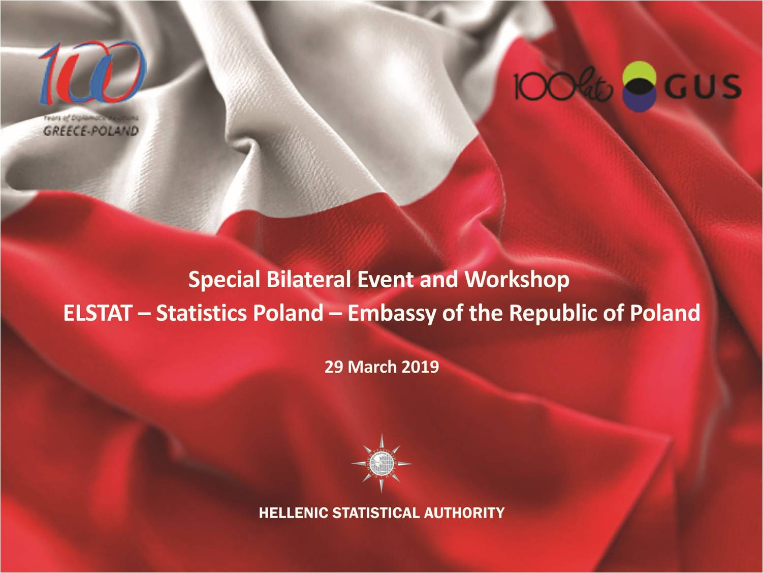 Special Bilateral Event and Workshop