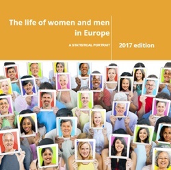 The life of women and men in Europe – a statistical portrait